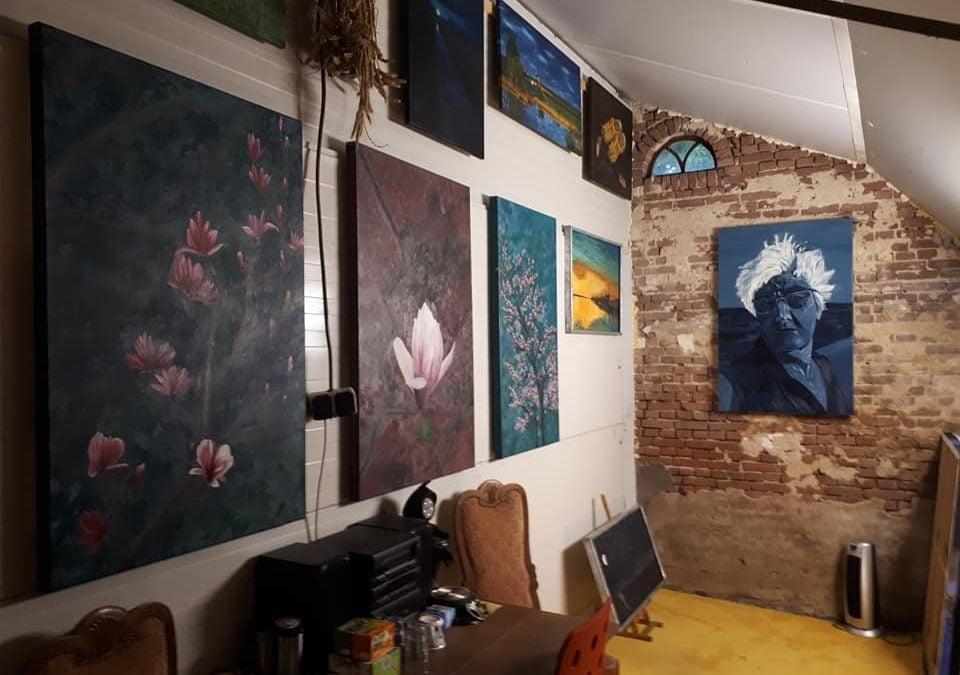 Kunst Kijk Route 2019 Expositie Jan Joost Maasland