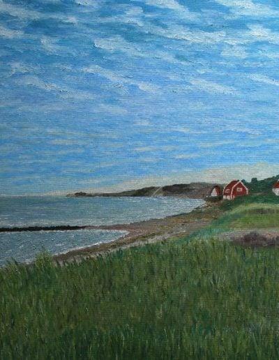 Kustlijn Zweden
