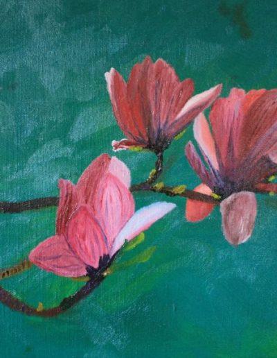 Four Blossom